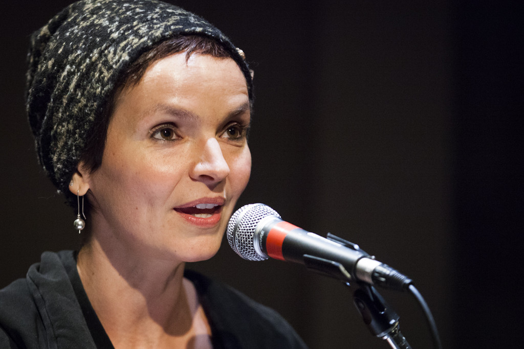 Anaïs Barbeau-Lavallette, APLP 2012. Photo Toma Iczkovit
