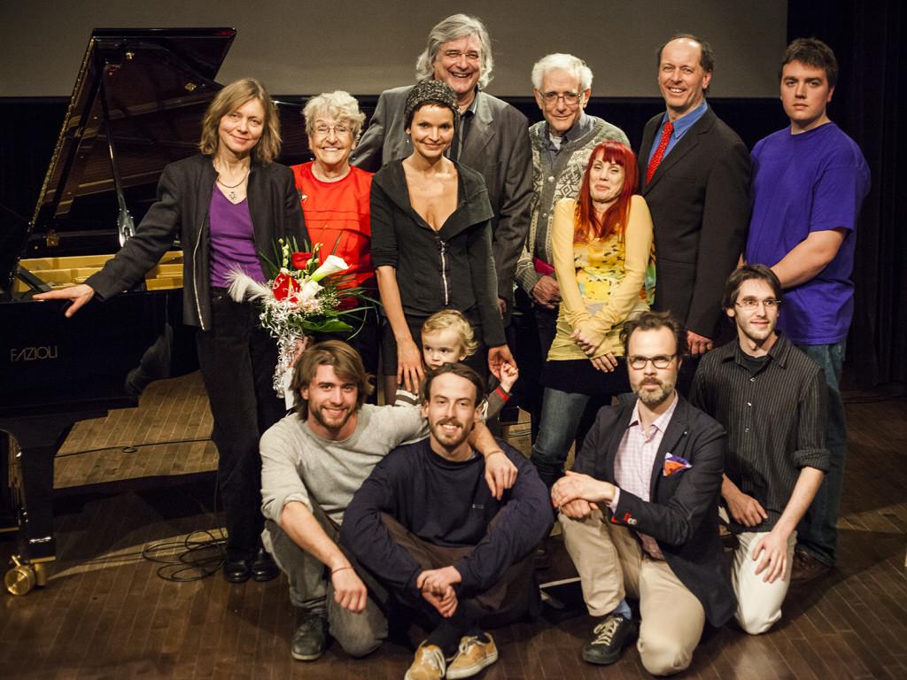 Photo de groupe APLP 2012 - 14 février 2013