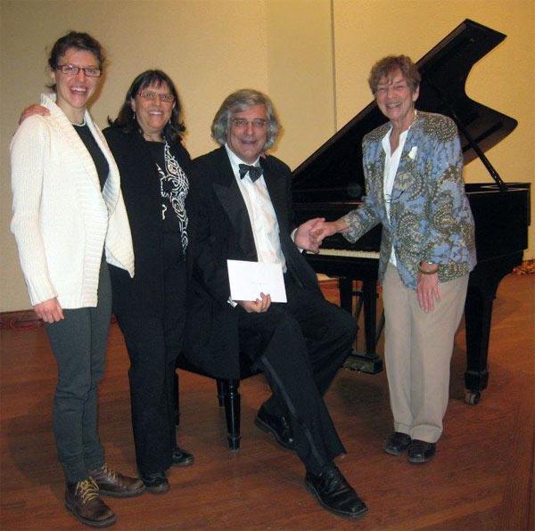 Concert Pierre Jasmin Toronto 2013