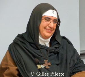 Mère Agnès Mariam
