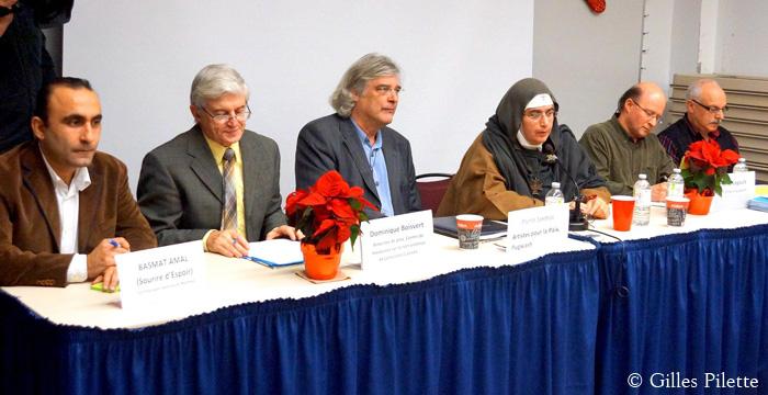 Conférence de Mère Agnès Mariam de la Croix