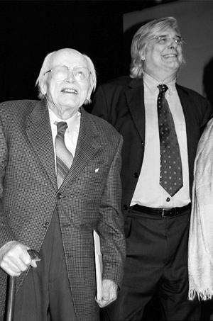 Frédéric Back et Pierre Jasmin