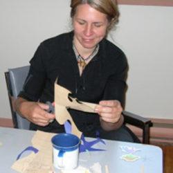 Annik Danis, artiste céramiste et peintre