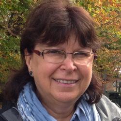 Louise Bourdeau, artiste peintre