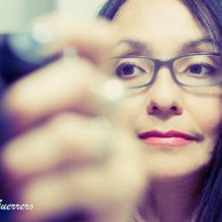 Lucila Guerrero, arts visuels