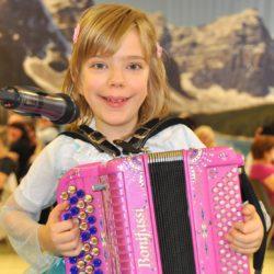 Madlyn Dugué, 8 ans