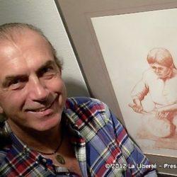 André Michel, artiste peintre