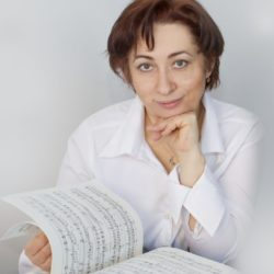 Tatiana Dvorianskaya, pianiste et accompagnatrice