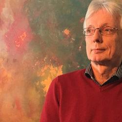 Richard Paquette, artiste peintre et poète