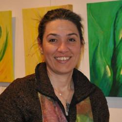 Sylvie Asselin, artiste peintre