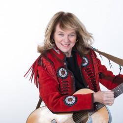 Edith Butler, musicienne et conteuse