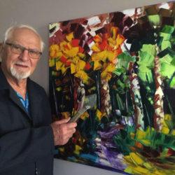 Gaétan Gauthier, artiste-peintre
