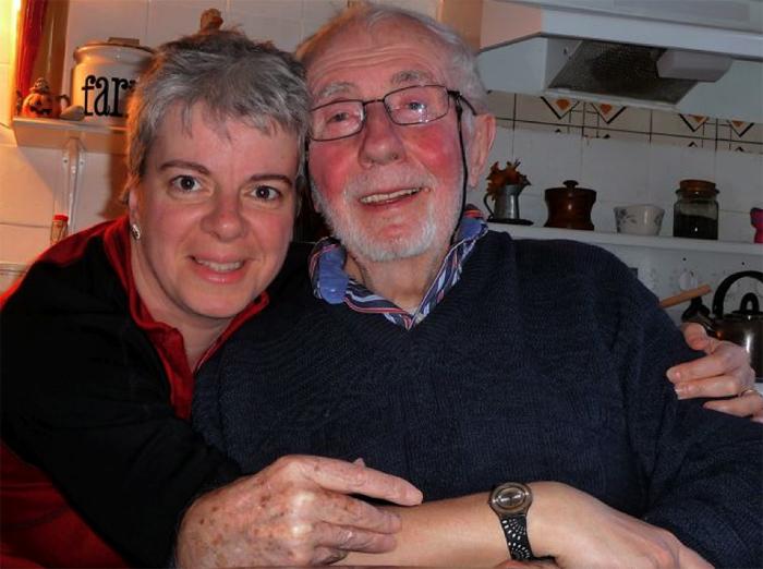 Nathalie Gressin et Arthur Lamothe