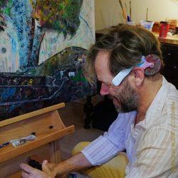 Stéphane Leblanc (Orniartho), artiste peintre