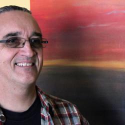 Nelson Tardif, art visuel, poète et auteur
