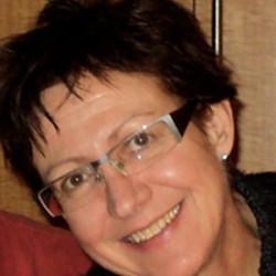 Louise Prescott, artiste peintre et auteure