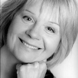 Suzanne Marier, théâtre, télévision, poésie. Photo © Véro Boncompagni