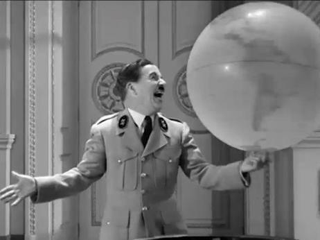 Chaplin-Dictator