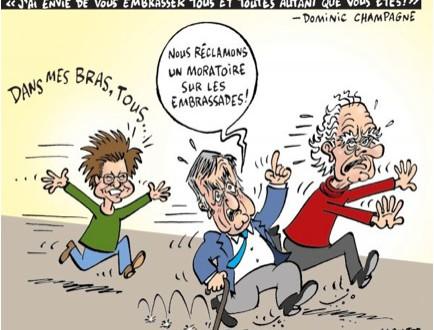 Garnotte, Le Devoir