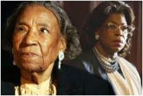 Image tirée du film Selma d'Ava Du Vernay où on reconnaît Oprah Winfrey