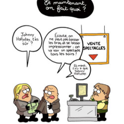 Martin Vidberg, Le Monde