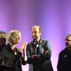 François Cousineau, Judi Richards, Michel Rivard, Daniel Gingras, Izabella Marengo
