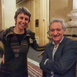 Isabelle Miron et Jean-François Garneau