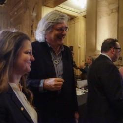 Guylaine Maroist et Pierre Jasmin
