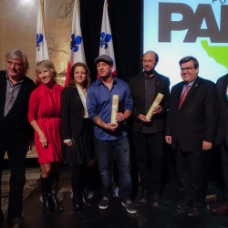 Photo de groupe, Prix APLP 2015