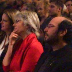 Guylaine Maroist, Judi Richards et Michel Rivard