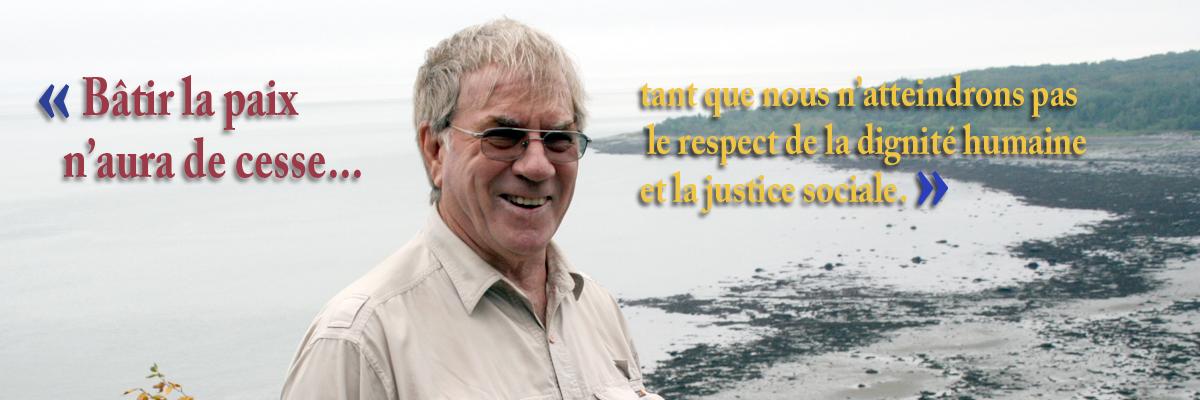 André Jacob, auteur et artiste visuel, membre des APLP