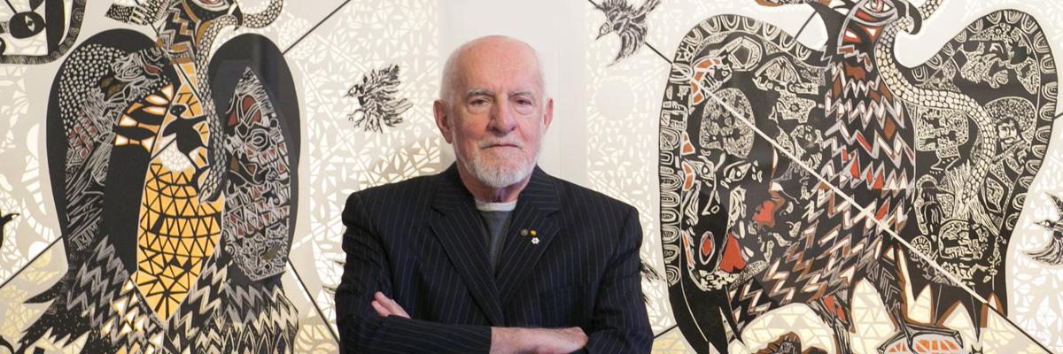 René Derouin, Artiste pour la Paix de l