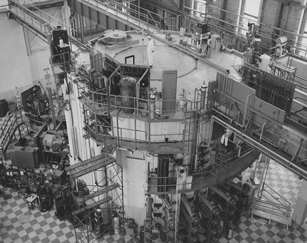 NRX-Reactor