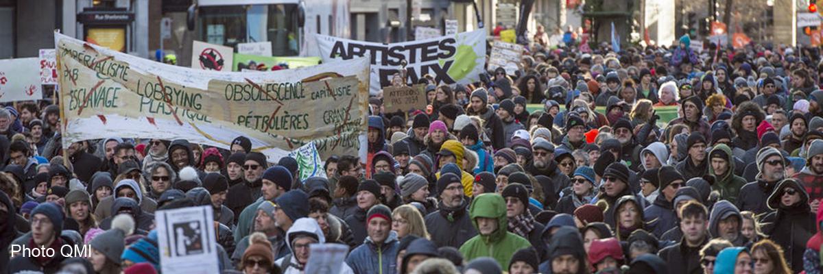 La Grande Marche du 10 novembre comme si vous y étiez