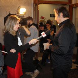 Robert Lepage en entrevue