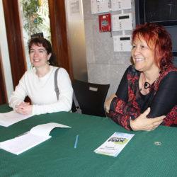Izabella Marengo et Gaêtane Voyer