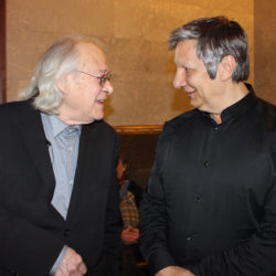 Raôul Duguay et Robert Lepage
