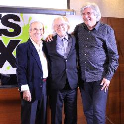 André Michel, Raôul Duguay et Pierre Jasmin