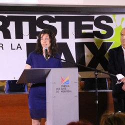 Mme Marie-Josée Parent, conseillère associée à la culture et à la réconciliation de la Ville de Montréal