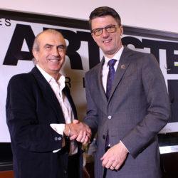 André Michel et Alain Laplante
