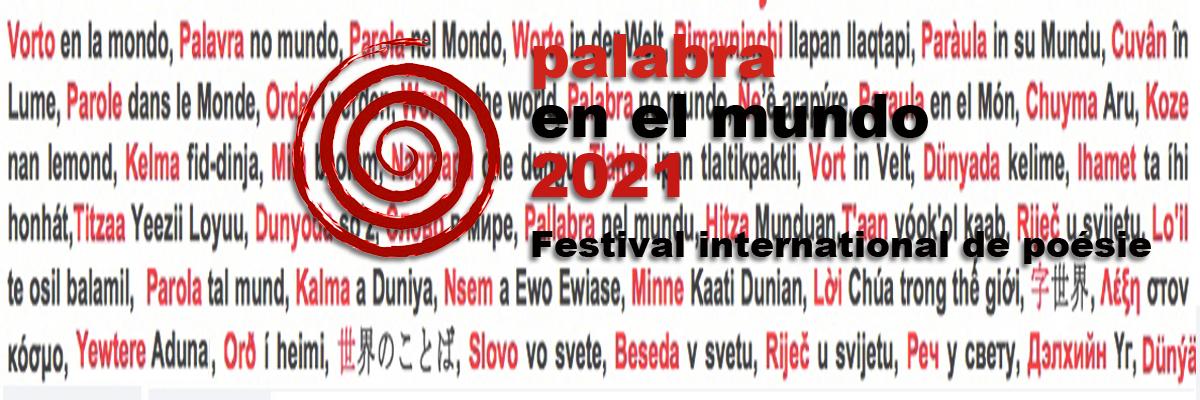 Vos contributions au Festival International de Poésie 2021